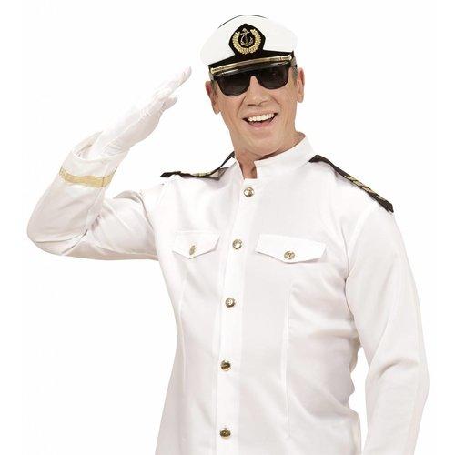 Bril Met Kapiteinspet