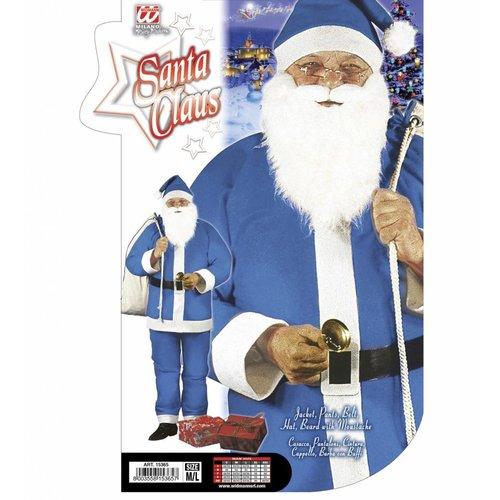 Widmann Blauwe Kerstman