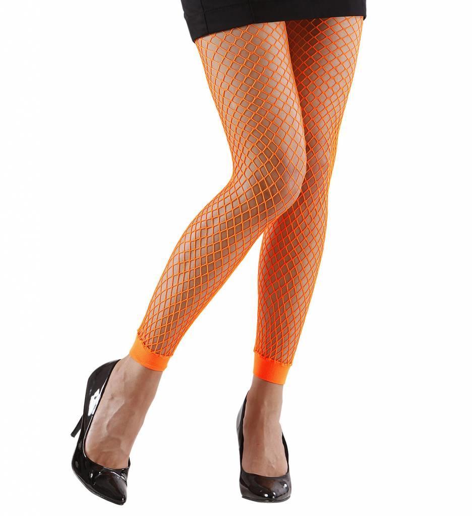 Visnet Legging Oranje