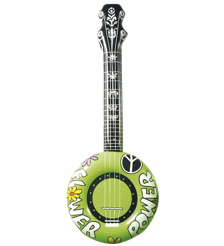 Opblaasbare Banjo 100Cm Groen
