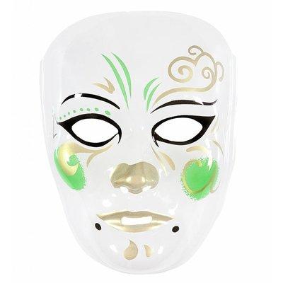 Pvc Masker Braziliaans Carnaval