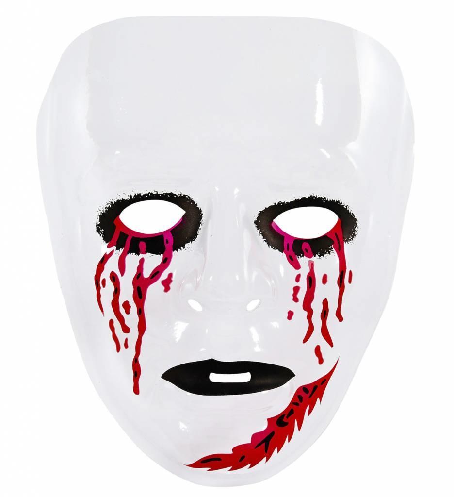 Pvc Masker Bloedende Ogen