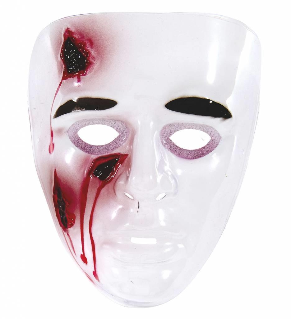 Pvc Masker, Bloedende Wonden