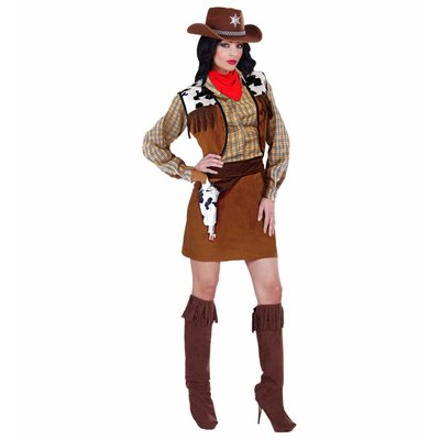 Western Cow-Girl