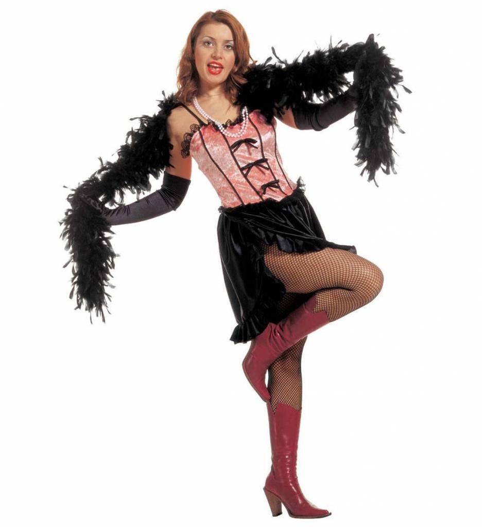 Saloon Girl, Fluweel