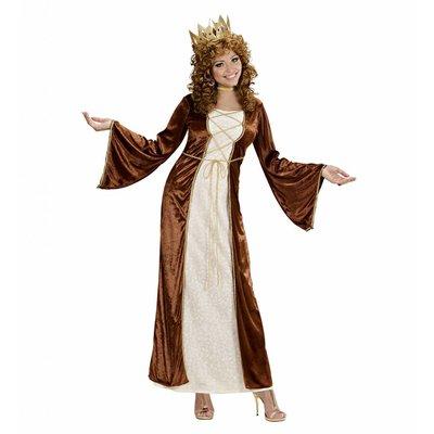 Middeleeuwse Prinses Fluweel