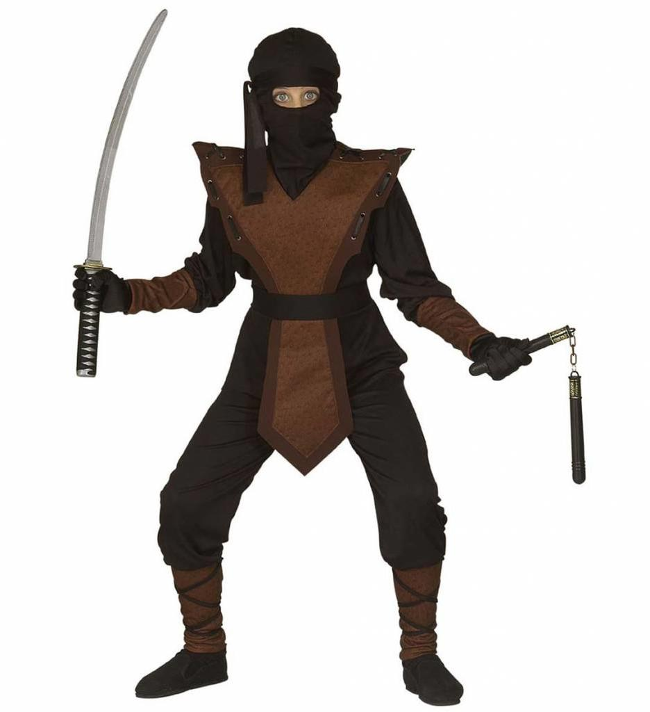 Bruine Ninja