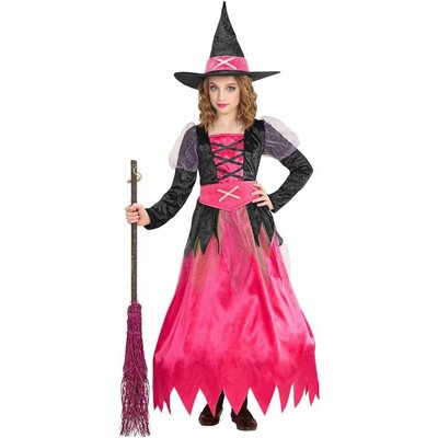 Heksenjurk Kind Roze