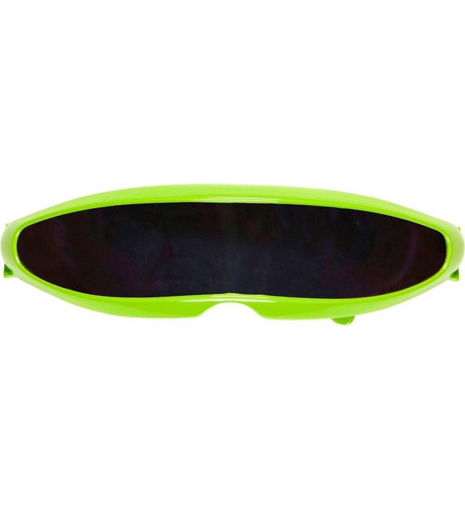 Bril Robot Groen