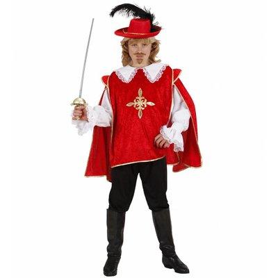 Musketier Rood
