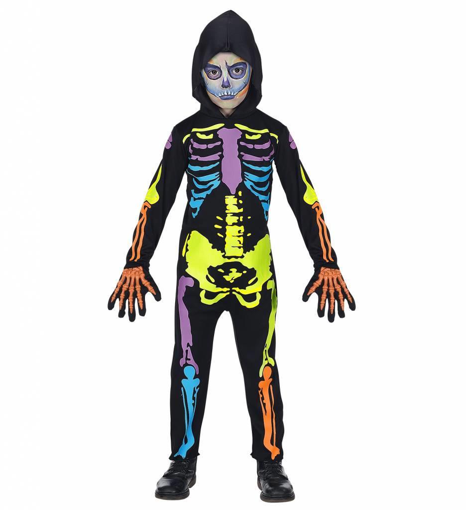 Kleurrijk Skelet