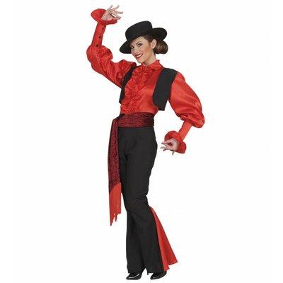Kostuum Spaanse Dame