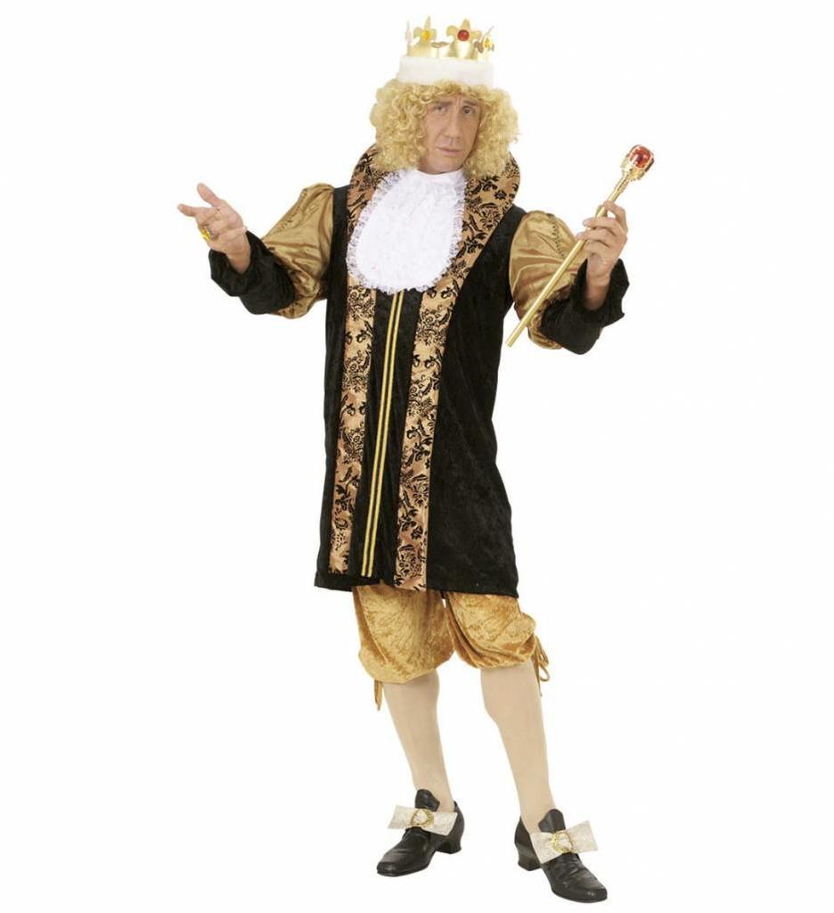 Middeleeuwse Koning