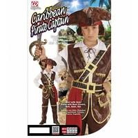 Widmann Carribische Piraten Kapitein