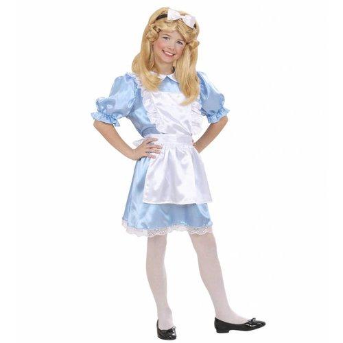 Widmann Alice In Wonderland Kostuum Kind