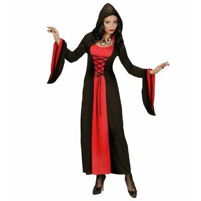 Middeleeuws Kostuum Gothische Dame