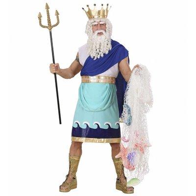 Grieks Kostuum Poseidon