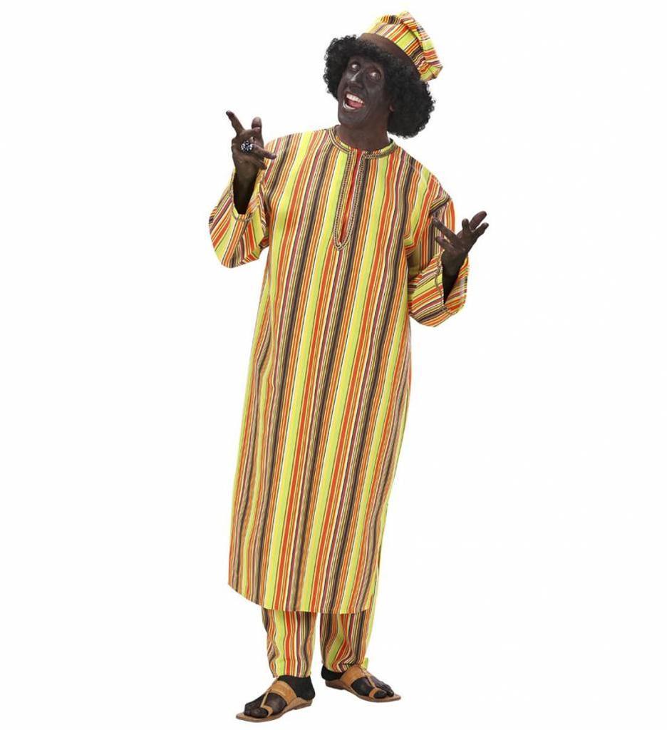 Traditionele Afrikaanse Kleding Man