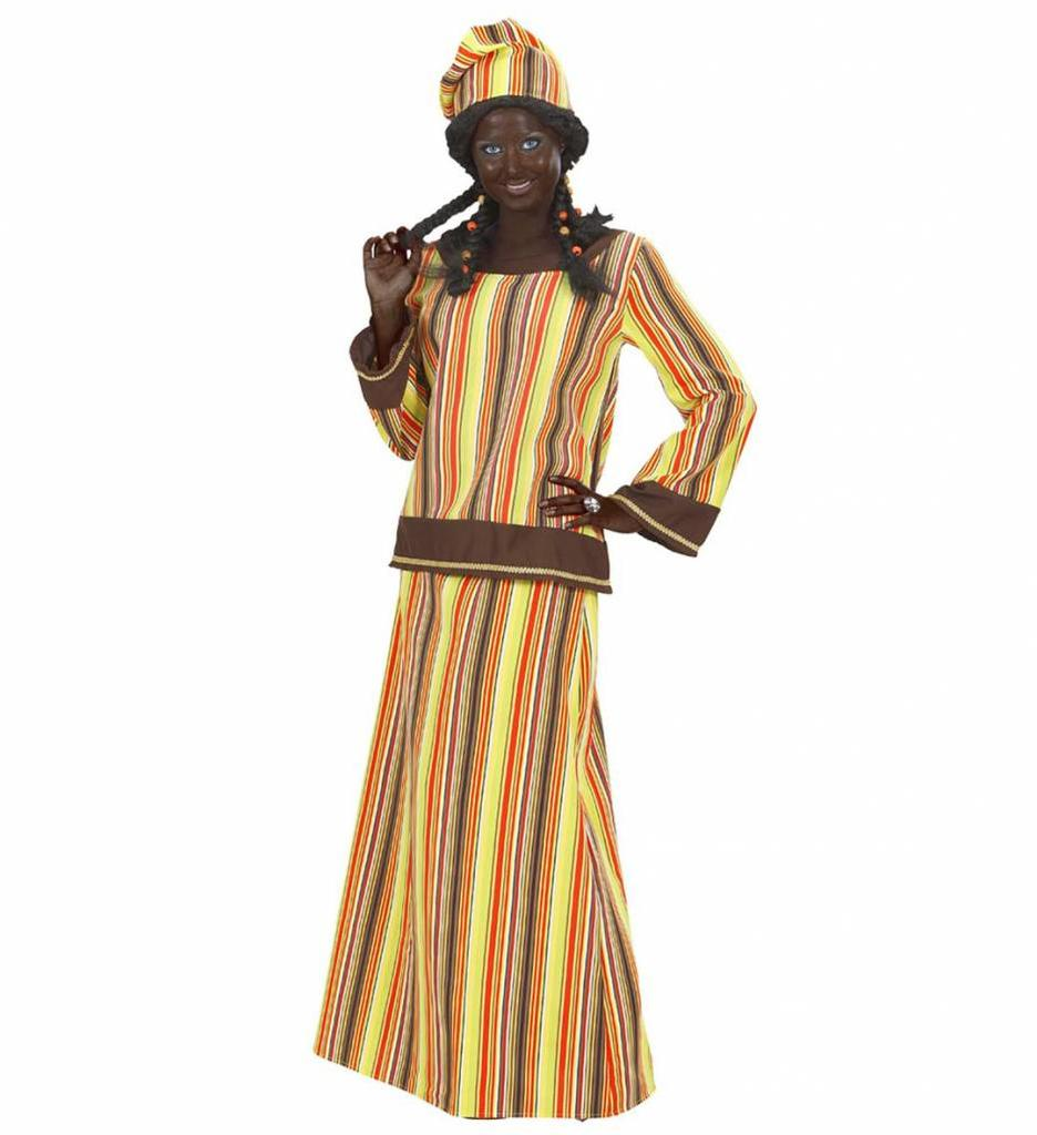 Traditionele Afrikaanse Kleding Vrouw