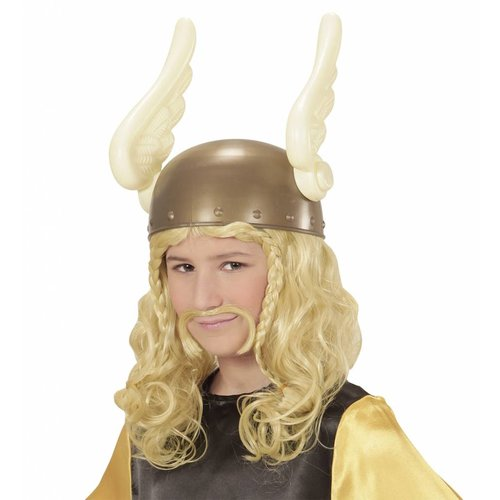 Asterix Pruik