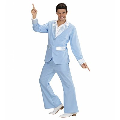 Kostuum Lichtblauw