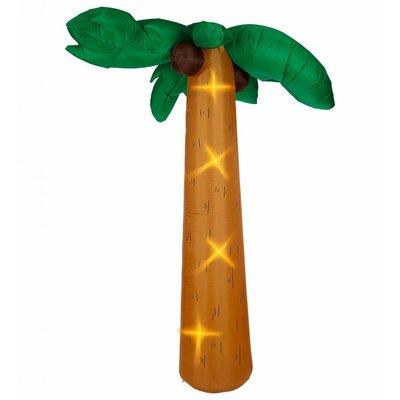 Opblaasbare Palmboom Met Licht 270Cm