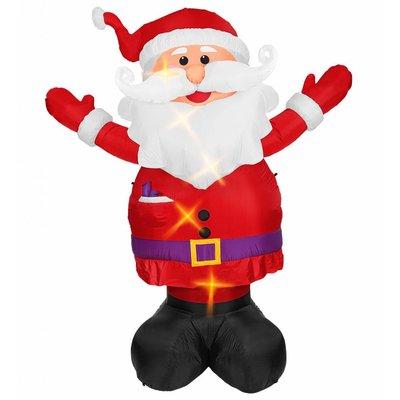 Opblaasbare Kerstman Met Licht 300Cm
