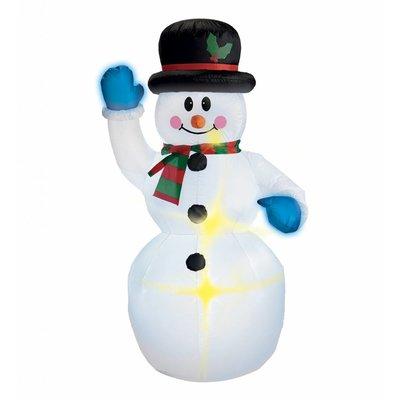 Opblaasbare Sneeuwpop 150Cm