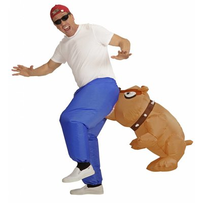 Bijtende Bulldog Opblaasbaar
