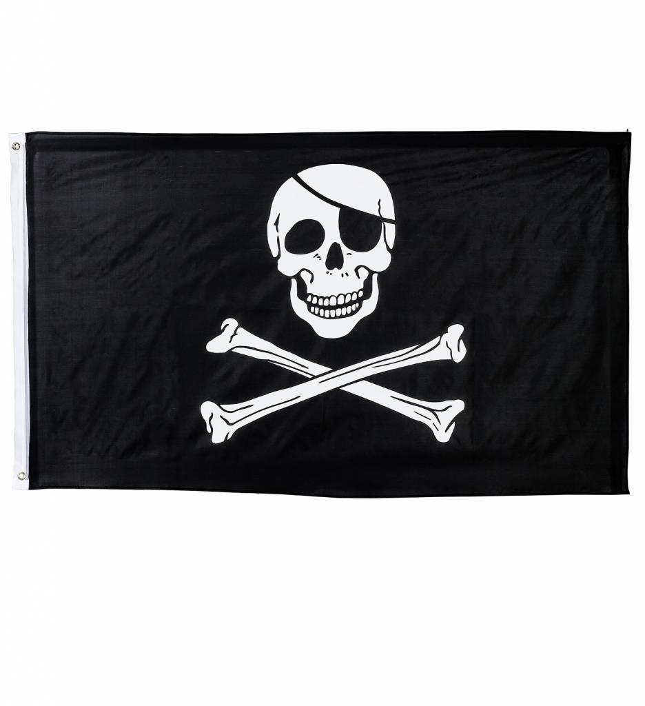 Piratenvlag 150X90
