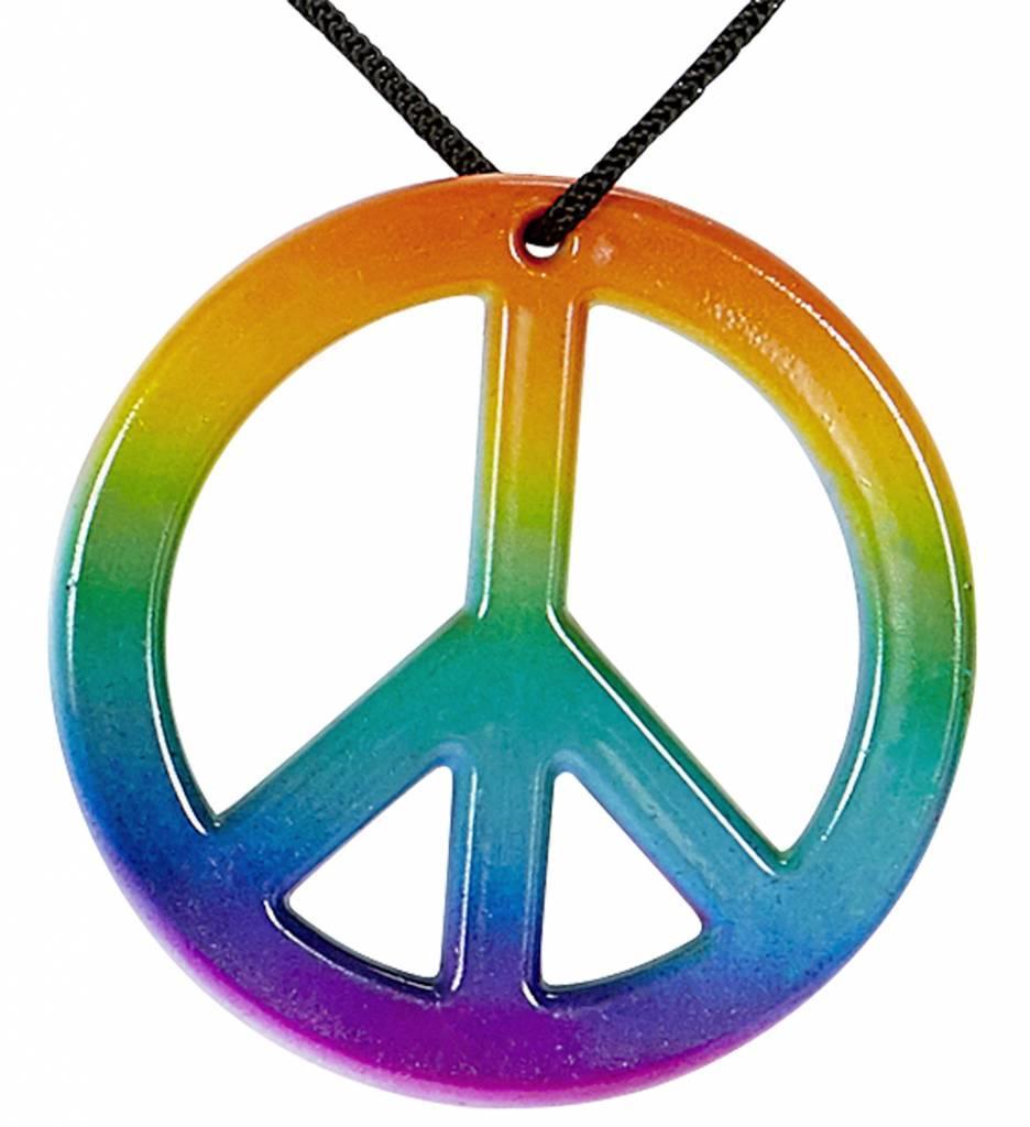 Ketting Hippie Regenboog