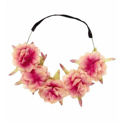 Hoofdband Tropische Bloemen