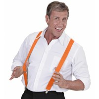 Bretels Oranje