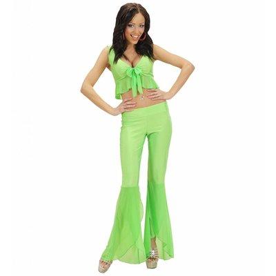 Samba Top En Broek Neon Groen