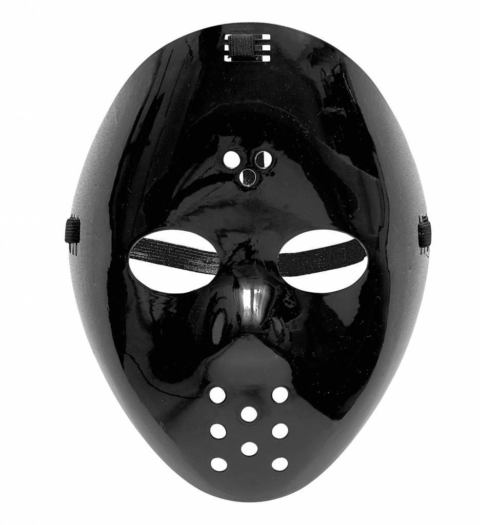Hockey Masker Zwart