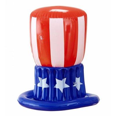 Opblaasbare Hoed Uncle Sam