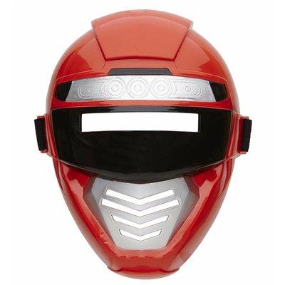 Robotmasker Kind Rood