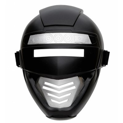 Robotmasker Kind Zwart