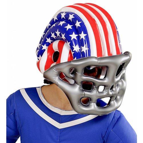 American Football Helm Opblaasbaar Usa (Kind)