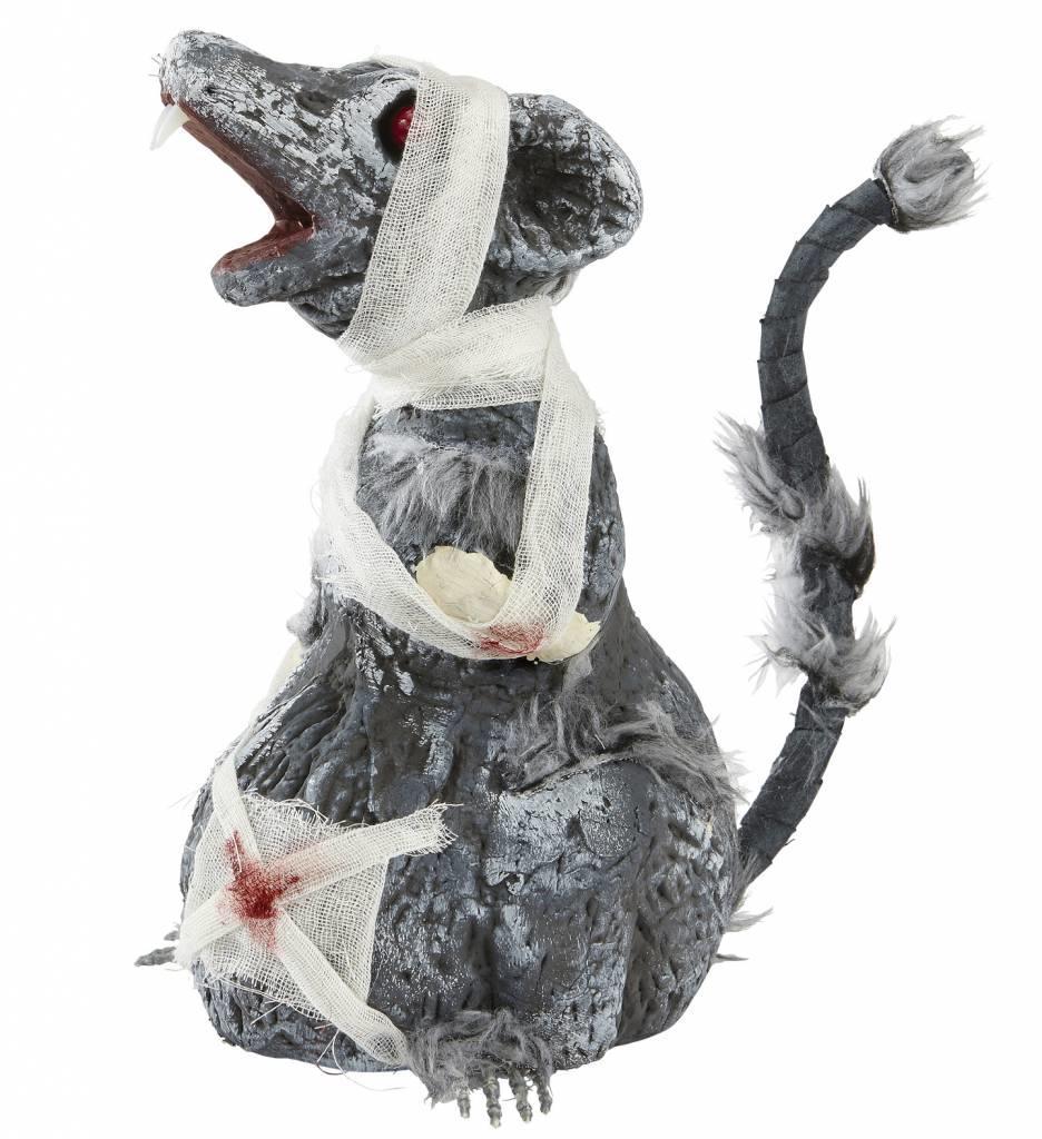 Zombie Rat 24Cm