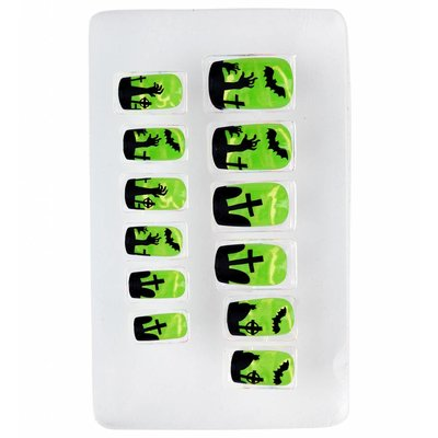 Nagels Spookhuis Neon
