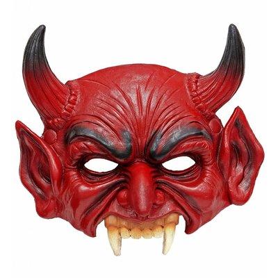 Kinloos Masker Duivel