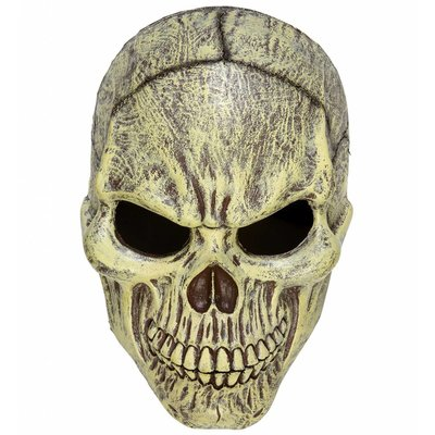 Halfgezicht Masker Schedel