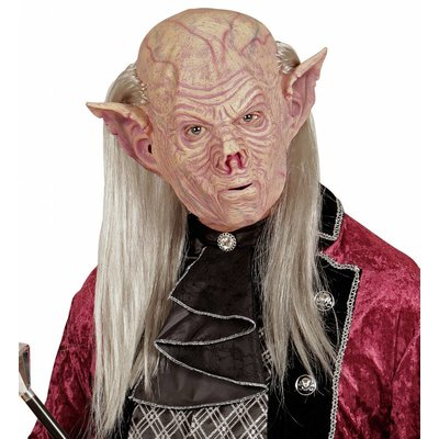 Masker Vampier Met Haar