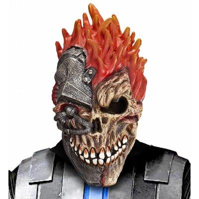 Masker Cyber Schedel