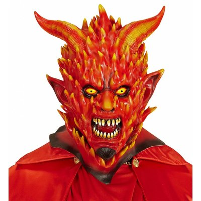 Masker Vlammende Duivel