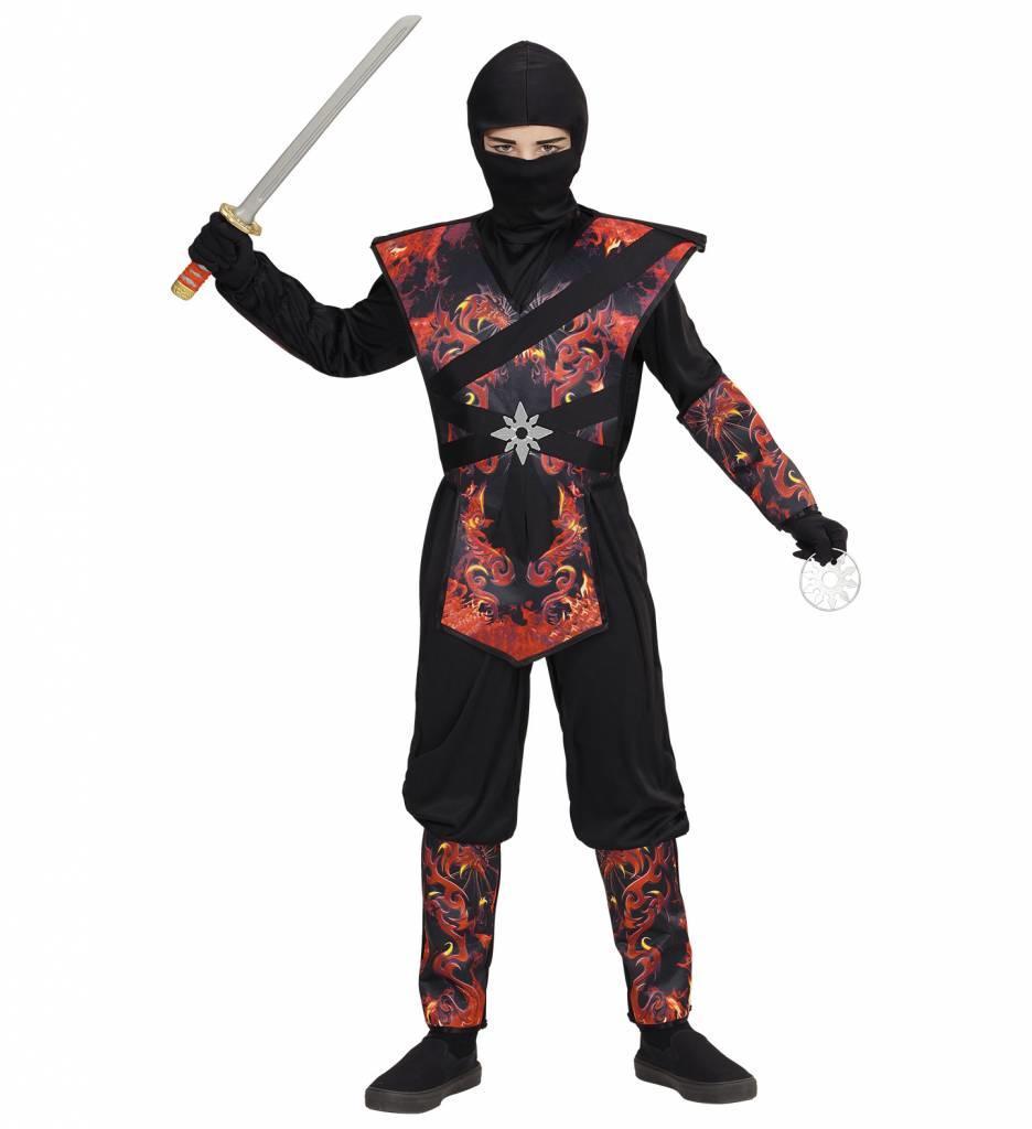 Ninja Vlammende Draak Kind