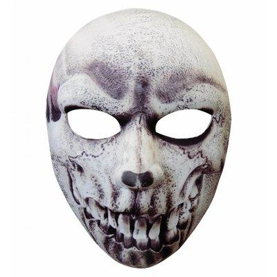 Halfgezichtmasker Schedel