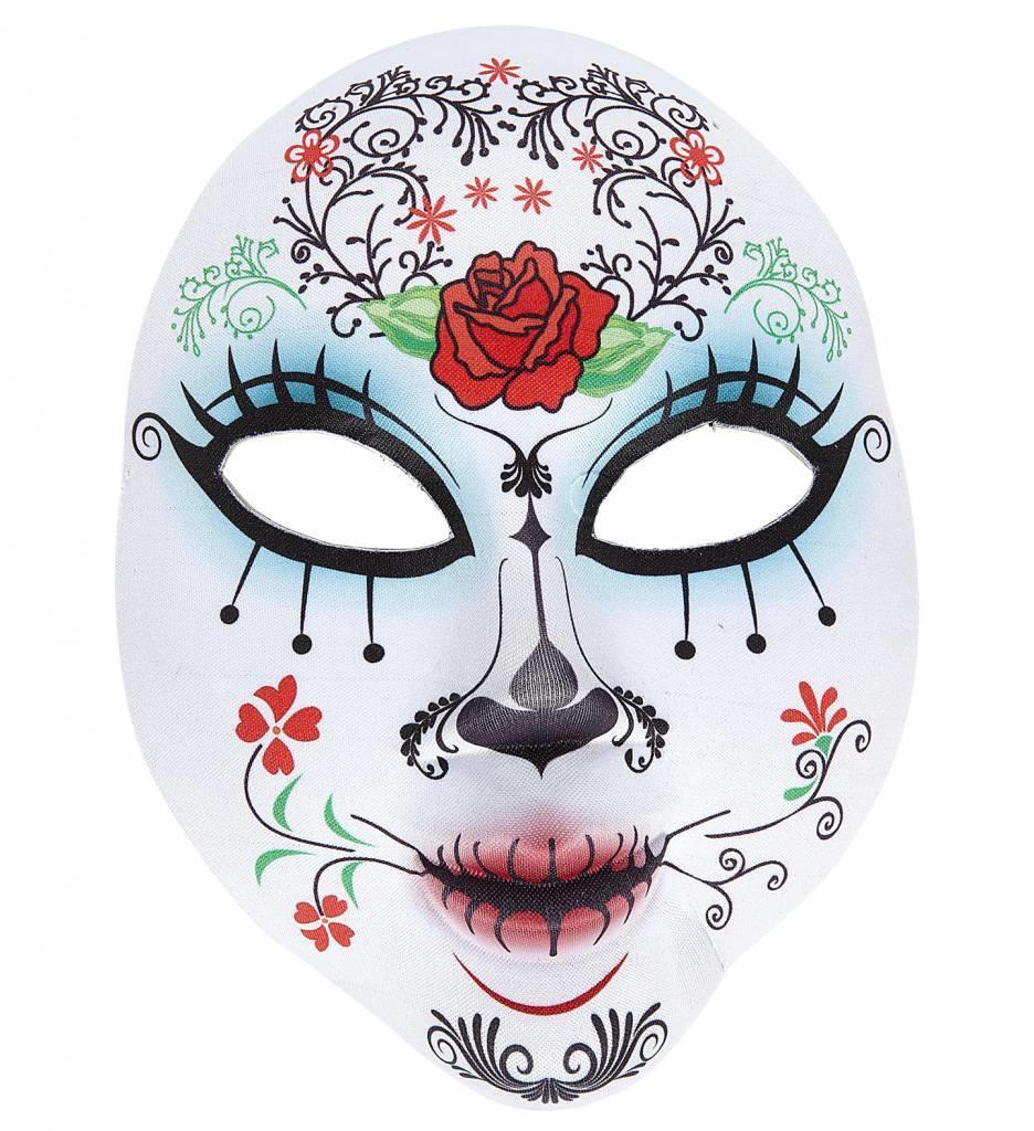 Halfgezichtmasker Dag Der Doden
