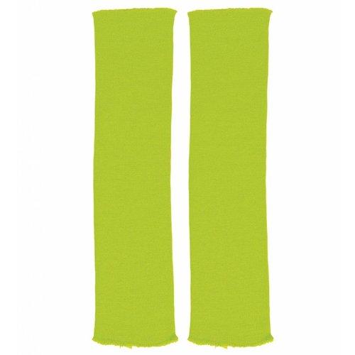 Beenwarmers Neon Groen